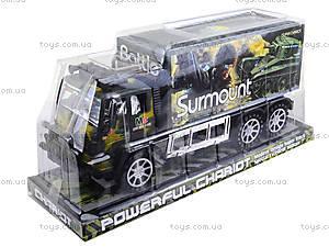 Инерционный военный грузовик Surmount, 328-3, купить