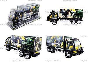 Инерционный военный грузовик Surmount, 328-3