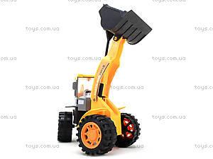 Инерционный игровой трактор , 623, фото