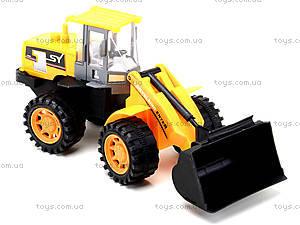 Инерционный игровой трактор , 623, игрушки