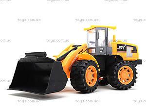 Инерционный игровой трактор , 623, детские игрушки