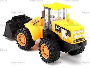 Инерционный игровой трактор , 623, магазин игрушек