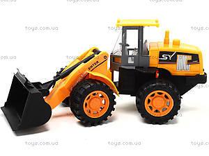 Инерционный игровой трактор , 623, toys.com.ua