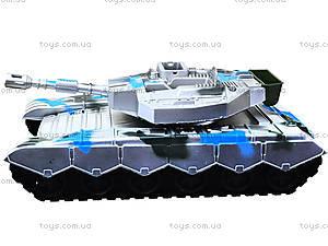 Инерционный игрушечный танк для детей, K777, игрушки