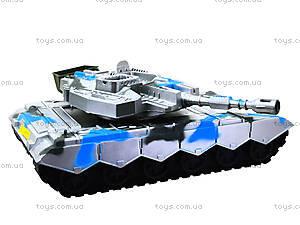 Инерционный игрушечный танк для детей, K777, детские игрушки