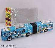 Инерционный игрушечный «Троллейбус», 899-68