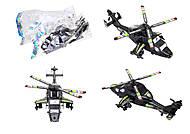 Инерционный игрушечный вертолет , 011-1, доставка