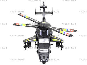 Инерционный игрушечный вертолет , 011-1, отзывы