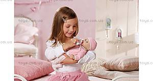 Интерактивная кукла My First Baby Annabell «Настоящая малышка», 792766, фото