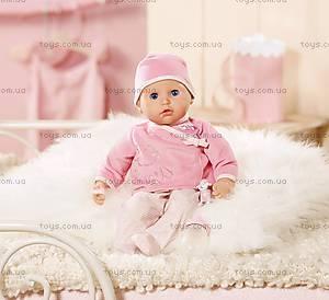 Интерактивная кукла My First Baby Annabell «Настоящая малышка», 792766, игрушки