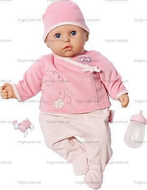 Интерактивная кукла My First Baby Annabell «Настоящая малышка», 792766, toys
