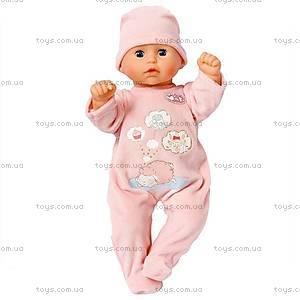 Интерактивная кукла My First Baby Annabell «Первые движения», 791943, купить