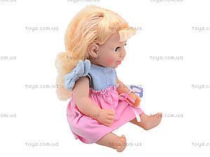 Интерактивная кукла-пупс Baby Toby с аксессуарами, 30715B6, отзывы