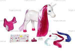 Интерактивная лошадка для куклы Baby Born «Единорог», 820711