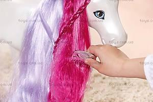 Интерактивная лошадка для куклы Baby Born «Единорог», 820711, фото