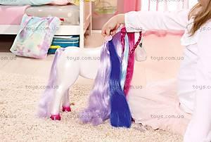 Интерактивная лошадка для куклы Baby Born «Единорог», 820711, toys.com.ua