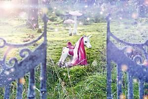 Интерактивная лошадка для куклы Baby Born «Единорог», 820711, доставка