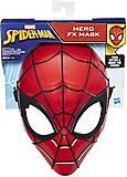 Интерактивная маска Человека - паука, E0619, интернет магазин22 игрушки Украина