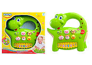 Интерактивная панель «Музыкальный динозавр», 58090, игрушки