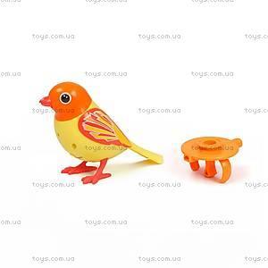 Интерактивная птичка DigiBirds «Лучик», 88025-4