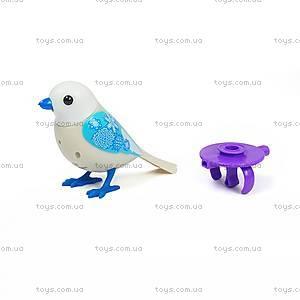 Интерактивная птичка DigiBirds «Снежинка», 88025-12