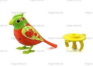 Интерактивная птичка DigiBirds «Пион», 88290