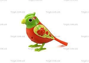 Интерактивная птичка DigiBirds «Пион», 88290, купить