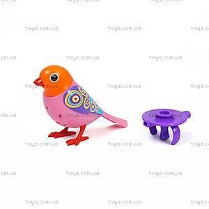 Интерактивная птичка DigiBirds «Ягодка», 88025-2