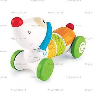 Интерактивная развивающая игрушка «Подвижный щенок», 005214S, купить