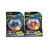 Интерактивная рыбка «Nano Fish», JH6616, toys