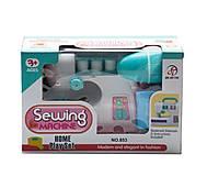 Интерактивная швейная машинка «Sewing Machine», 853, купить