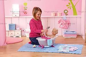 Интерактивная ванночка Baby Born «Забавное купание», 818183, фото