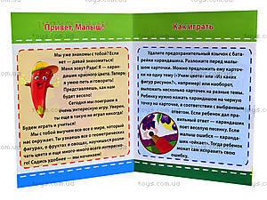 Интерактивная игра «Мир вокруг», VT1600-02, детские игрушки