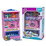 """Интерактивная игрушка """"Автомат с газировкой""""  розовий, R111-1A, купить"""