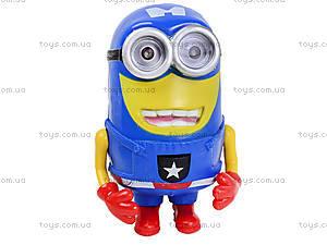 Интерактивная игрушка «Миньон», 41191A, фото