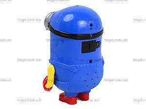 Интерактивная игрушка «Миньон», 41191A, игрушки