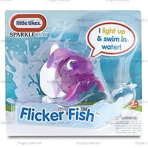 Интерактивная игрушка Рыба-ангел серии «Мерцающие рыбки», 638244M