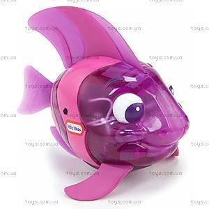 Интерактивная игрушка Рыба-ангел серии «Мерцающие рыбки», 638244M, купить