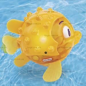 Интерактивная игрушка Рыба-еж серии «Мерцающие рыбки», 638237M, купить