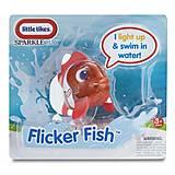 Интерактивная игрушка Рыба-клоун серии «Мерцающие рыбки», 638220M, купить