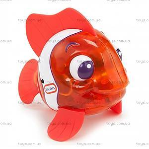 Интерактивная игрушка Рыба-клоун серии «Мерцающие рыбки», 638220M, фото