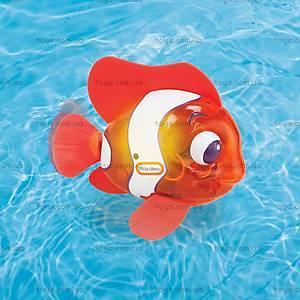 Интерактивная игрушка Рыба-клоун серии «Мерцающие рыбки», 638220M, отзывы