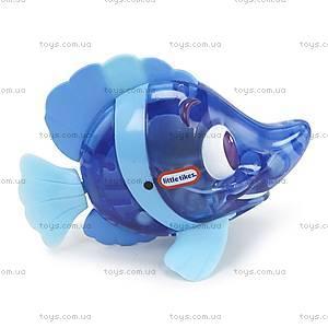 Интерактивная игрушка Рыба-ласточка серии «Мерцающие рыбки», 638213M