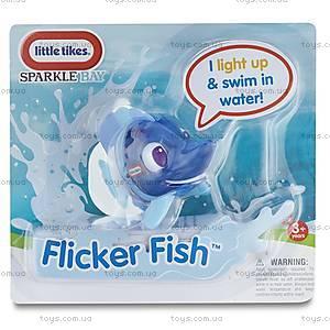Интерактивная игрушка Рыба-ласточка серии «Мерцающие рыбки», 638213M, купить