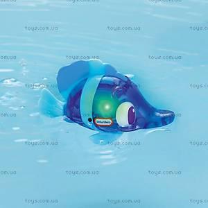 Интерактивная игрушка Рыба-ласточка серии «Мерцающие рыбки», 638213M, фото
