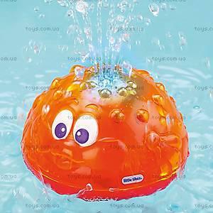 Интерактивная игрушка Рыба-шар серии «Мерцающие фонтанчики», 638299M, фото