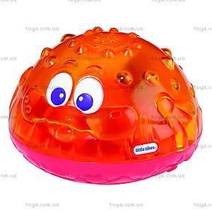 Интерактивная игрушка Рыба-шар серии «Мерцающие фонтанчики», 638299M, цена