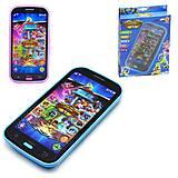"""Интерактивная игрушка """"Телефон: Щенячий патруль"""", JD0887, фото"""
