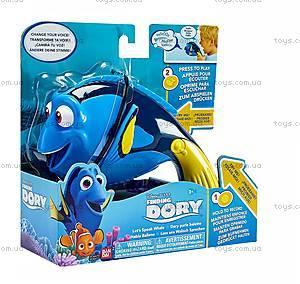 Интерактивная игрушка «В поисках Дори» с преобразователем голоса, 36470
