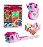 Интерактивный браслет «Wrapples» розовый, M1991, купить